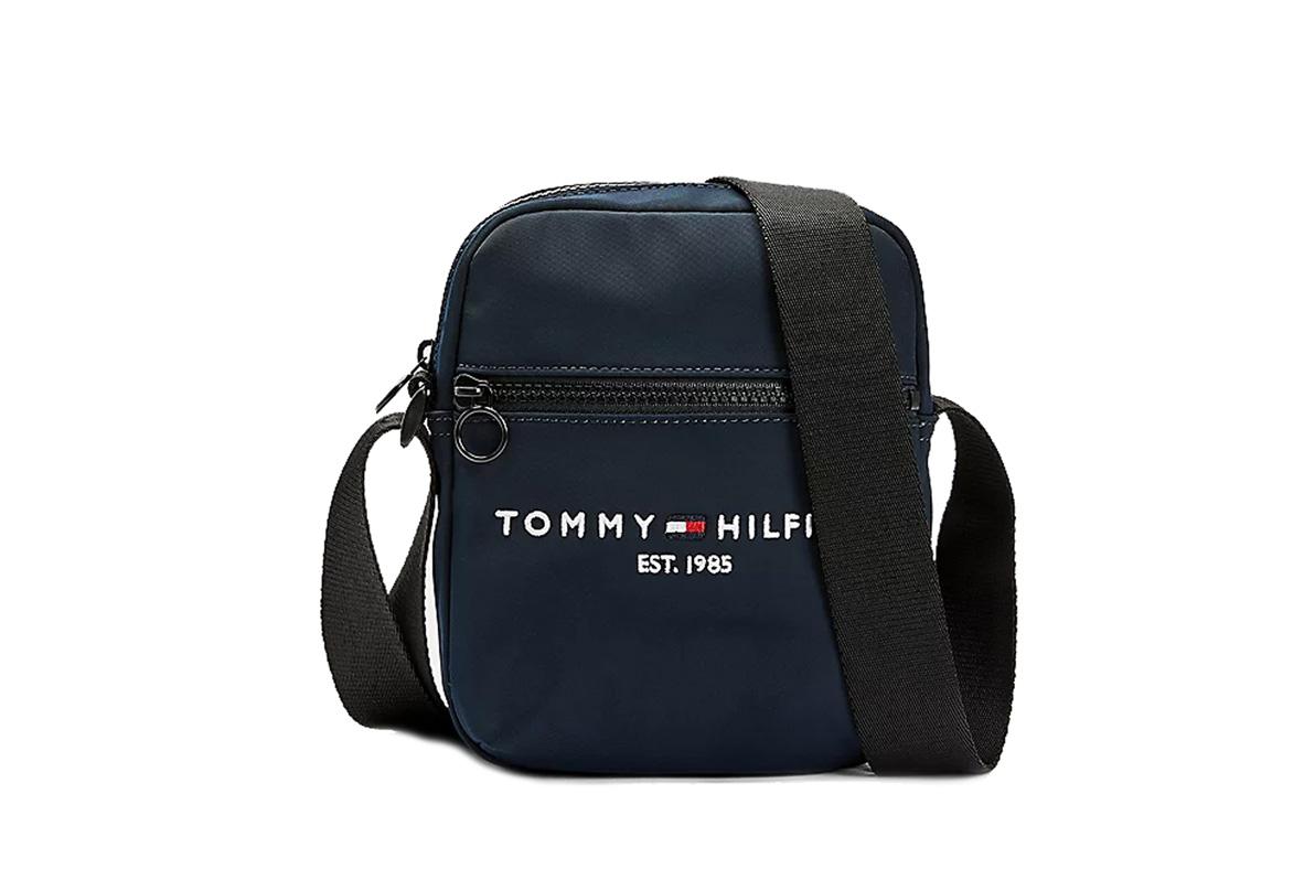 TOMMY HILFIGER BORSE BORSA UOMO SINTETICO SKY