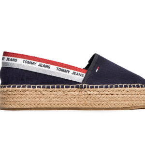 TOMMYHILFIGER SNEAKERS DONNA ECO PELLE NAVY