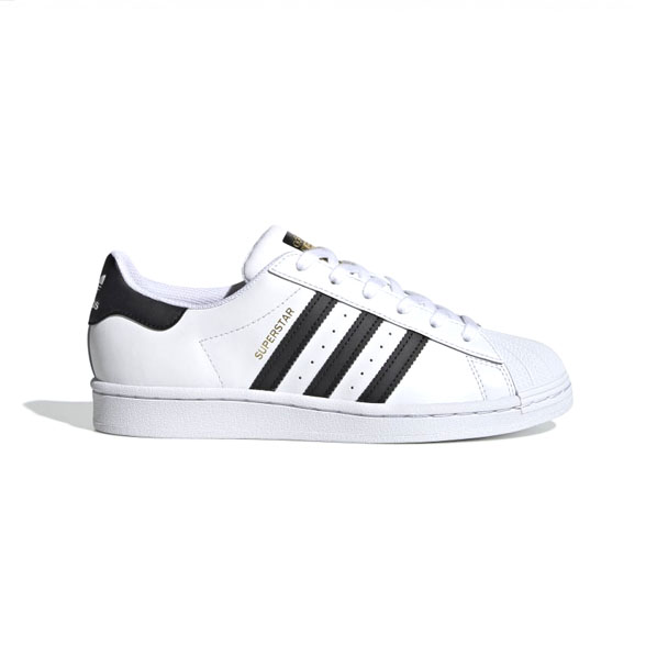 ADIDAS SNEAKERS DONNA PELLE WHITE