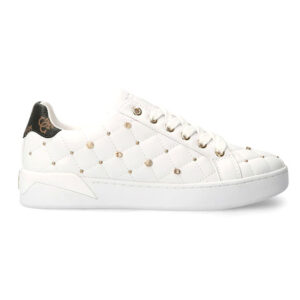 GUESS SNEAKERS DONNA ECO PELLE WHITE